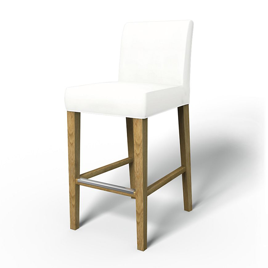 Tabouret de bar henriksdal - Housse tabouret bar ...