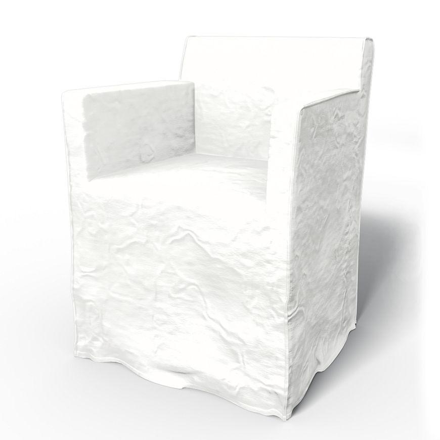 Housse de chaise avec accoudoir for Housse de chaise 3 suisses