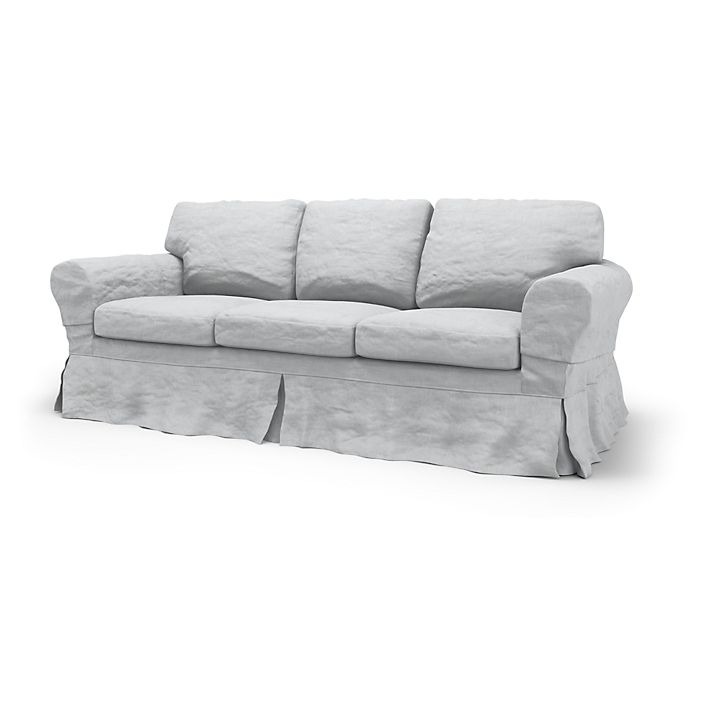 ektorp houssse de canap 3 places loose fit country bemz. Black Bedroom Furniture Sets. Home Design Ideas
