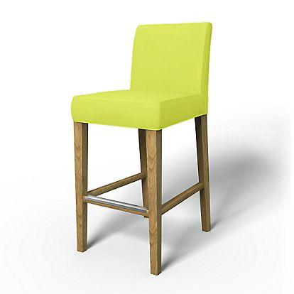 henriksdal housse de tabouret de bar housses de chaises bemz. Black Bedroom Furniture Sets. Home Design Ideas