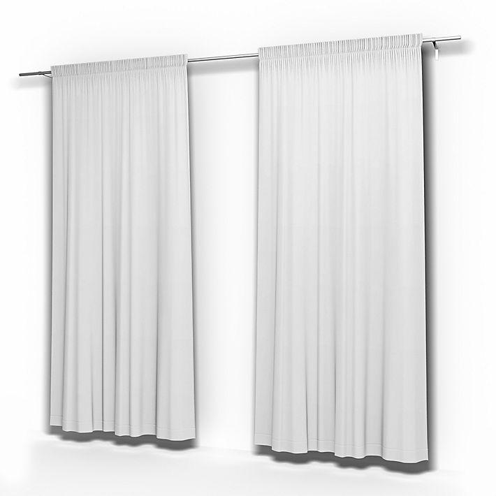 Pair Of Curtain Panels