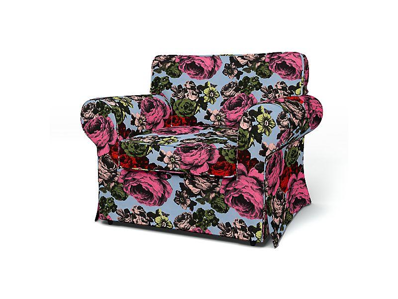 Sesselbezug in D2601 - Rosa