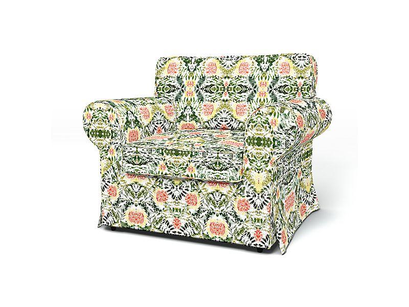 Sesselbezug in DA110 - Grün