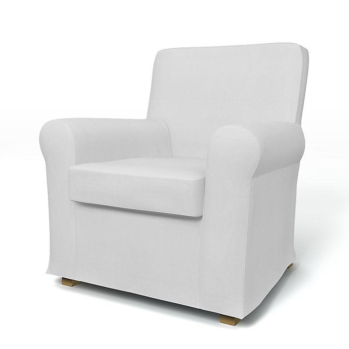 jennylund sesselbezug bemz. Black Bedroom Furniture Sets. Home Design Ideas