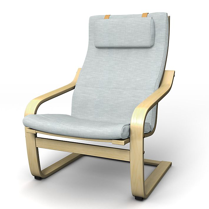 Po ng armchair cover bemz for Housse fauteuil poang
