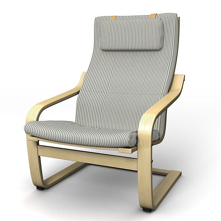 po ng sesselbezug bemz. Black Bedroom Furniture Sets. Home Design Ideas
