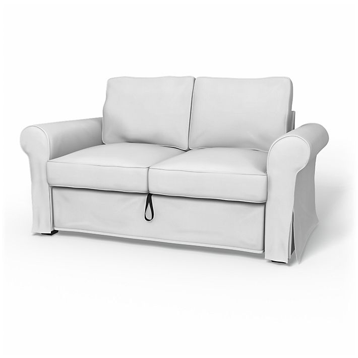 2 Seater Sofa Covers Custom Made Cover Fits Ikea Klobo Two