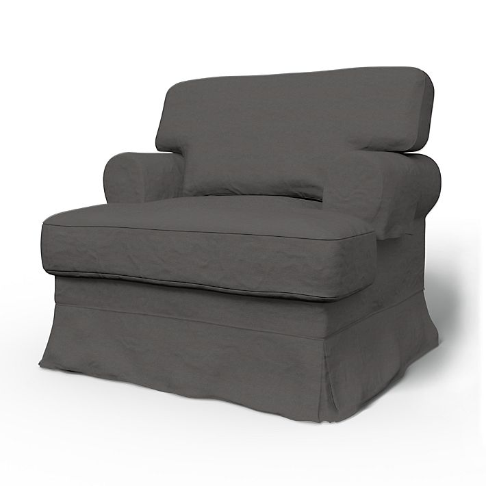 ekeskog sesselbezug loose fit country bemz. Black Bedroom Furniture Sets. Home Design Ideas