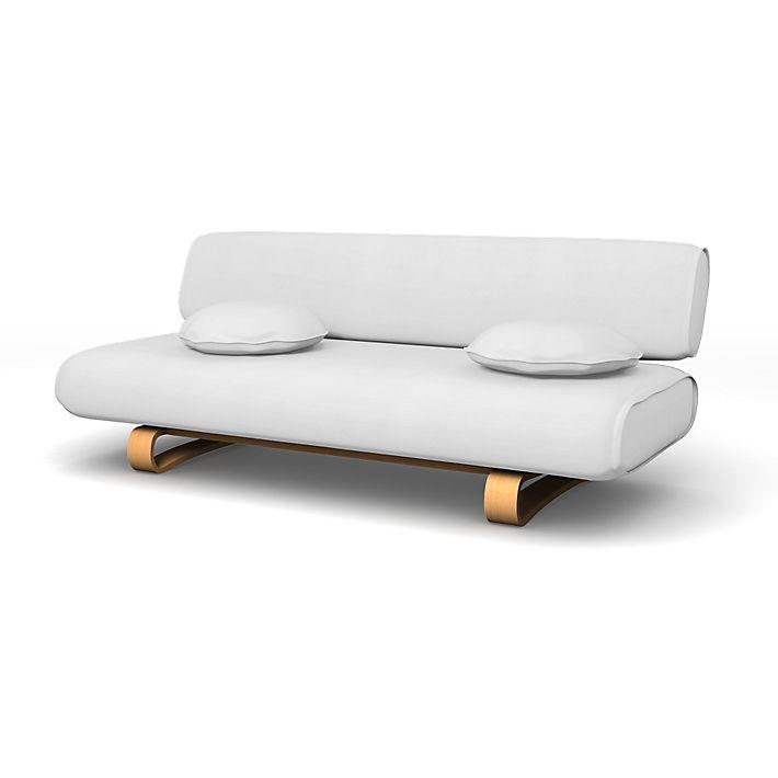 Allerum sofa cover allerum sofa bed slipcover beautiful custom slipcovers comfort thesofa - Discontinued ikea beds ...