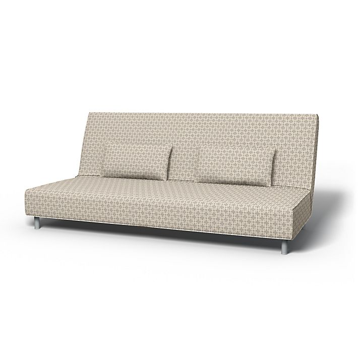 Beddinge housse de canap convertible 3 places bemz - Housse canape beddinge ...