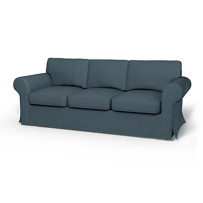 Ektorp 3 Seater Sofa Cover Without Piping Bemz