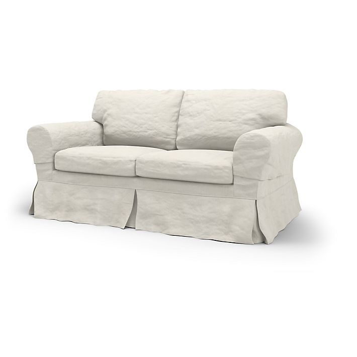 Ektorp 2 Seater Sofa Cover Loose Fit Country Bemz