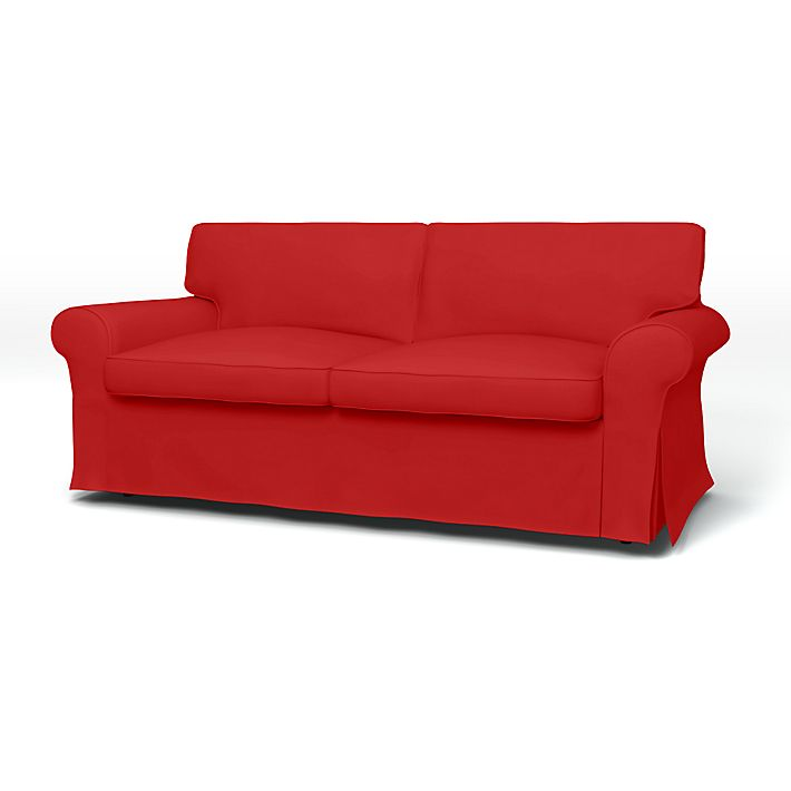 Discontinued Ikea Sofa Covers: Ektorp, 2 Seater Sofa Bed Cover With Piping