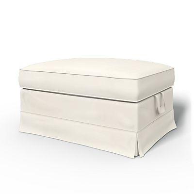Extra ikea ottoman covers ikea footstool covers bemz for Bemz housse ikea