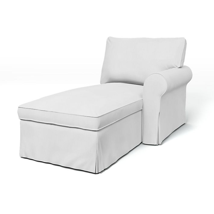 ektorp bezug mit paspeln f r r camiere mit armlehne. Black Bedroom Furniture Sets. Home Design Ideas