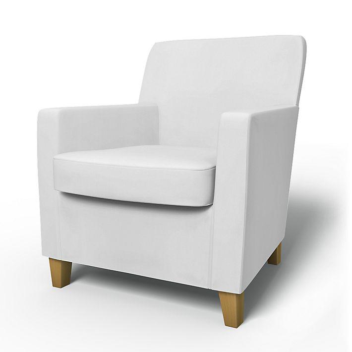 karlstad sesselbezug klein bemz. Black Bedroom Furniture Sets. Home Design Ideas
