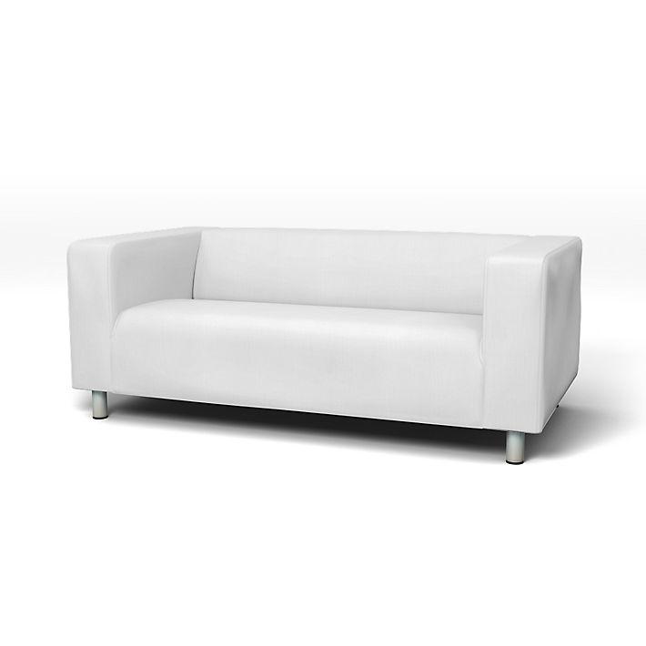Klippan 2 Seater Sofa Kivik Two Seat Sofa Borred Grey