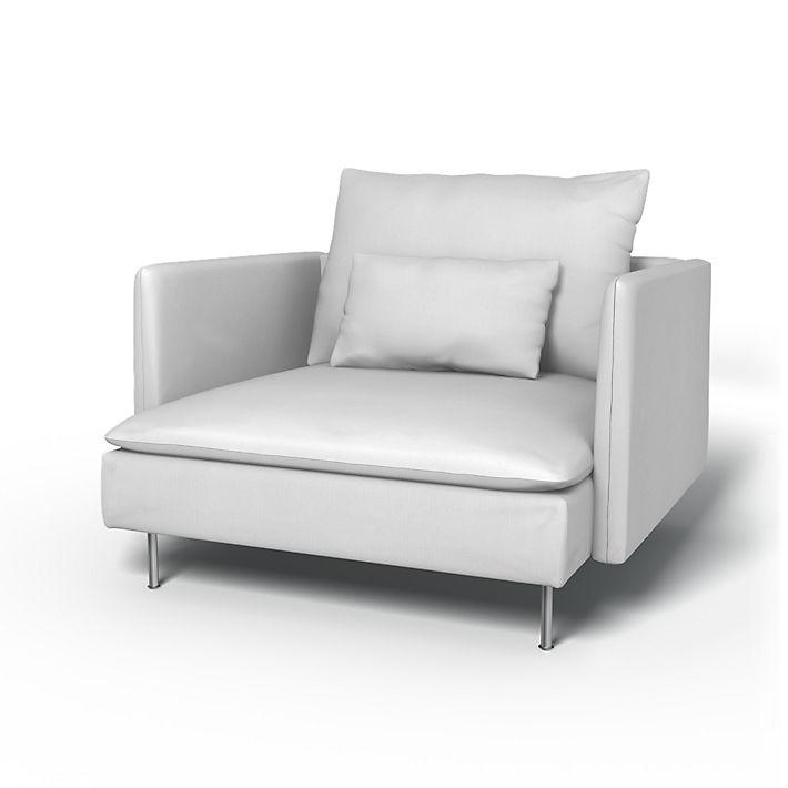 s derhamn sesselbezug bemz. Black Bedroom Furniture Sets. Home Design Ideas