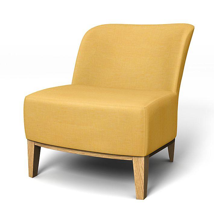 stockholm sesselbezug bemz. Black Bedroom Furniture Sets. Home Design Ideas